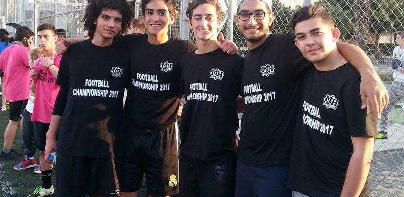 Med High Football Championship
