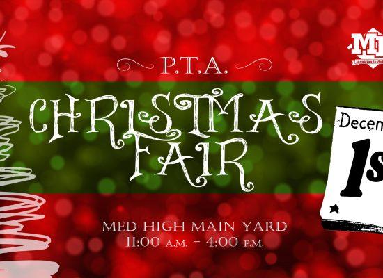 PTA Christmas Fair