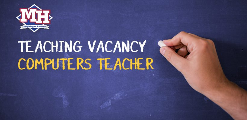 Teaching Vacancy