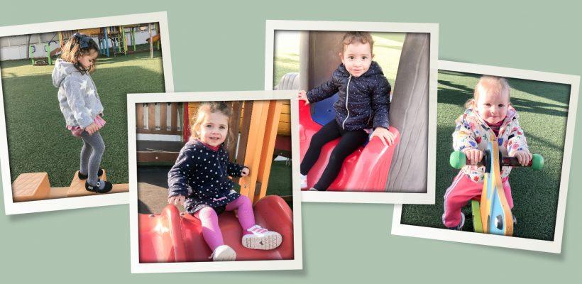 Nursery – Outside play